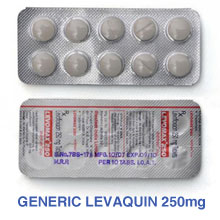 Levaquin Dosing For Pneumonia