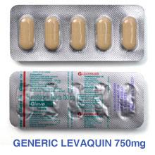 order levofloxacin